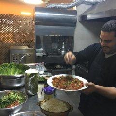 Отель Town of Nebo Hotel Иордания, Аль-Джиза - отзывы, цены и фото номеров - забронировать отель Town of Nebo Hotel онлайн питание фото 2