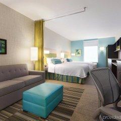 Отель Home2 Suites by Hilton Amarillo США, Амарилло - отзывы, цены и фото номеров - забронировать отель Home2 Suites by Hilton Amarillo онлайн комната для гостей фото 3