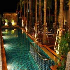 Отель Honey Resort, Kata Beach Таиланд, Пхукет - 1 отзыв об отеле, цены и фото номеров - забронировать отель Honey Resort, Kata Beach онлайн бассейн
