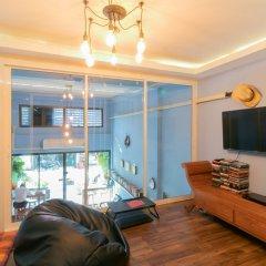 Отель Phobphanhostel Бангкок комната для гостей фото 2