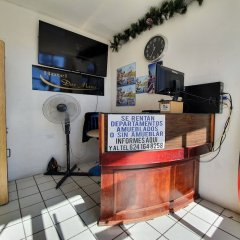Отель Dos Mares Мексика, Кабо-Сан-Лукас - отзывы, цены и фото номеров - забронировать отель Dos Mares онлайн интерьер отеля фото 3