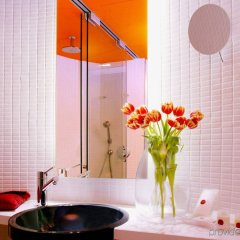 Cram Hotel ванная