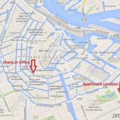 Отель East Quarter Apartments Нидерланды, Амстердам - отзывы, цены и фото номеров - забронировать отель East Quarter Apartments онлайн городской автобус
