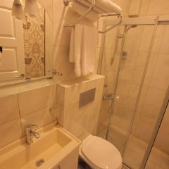 Le Safran Suite Турция, Стамбул - 2 отзыва об отеле, цены и фото номеров - забронировать отель Le Safran Suite онлайн ванная