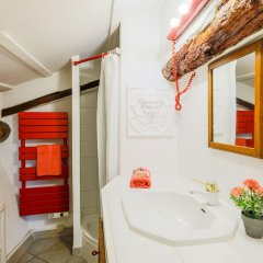 Отель Terrasse De Babette Ap4122 Франция, Ницца - отзывы, цены и фото номеров - забронировать отель Terrasse De Babette Ap4122 онлайн ванная