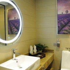 Отель Tianyu Hotel Китай, Гуанчжоу - отзывы, цены и фото номеров - забронировать отель Tianyu Hotel онлайн ванная фото 2