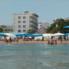 Almir Hotel Силифке пляж