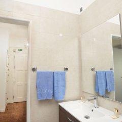 Отель Aliança ванная фото 2