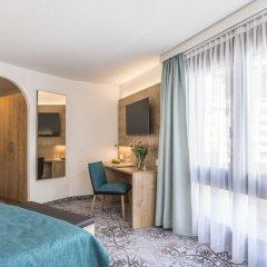 Отель Central Swiss Quality Sporthotel Швейцария, Давос - отзывы, цены и фото номеров - забронировать отель Central Swiss Quality Sporthotel онлайн удобства в номере