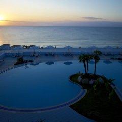 Отель Atrium Prestige Thalasso Spa Resort & Villas бассейн