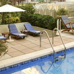 Hotel Derby Barcelona Барселона бассейн