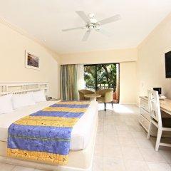Отель Sandos Playacar Select Club - Только для взрослых, Все включено Плая-дель-Кармен комната для гостей фото 2