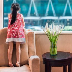 Отель Pullman Guangzhou Baiyun Airport интерьер отеля