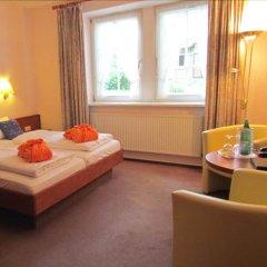 Ferien- und Reitsport Hotel Brunnenhof комната для гостей фото 5