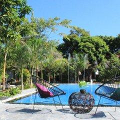 Отель Hoa Nhat Lan Bungalow детские мероприятия фото 2