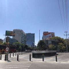 Отель Casa Leonor Мехико городской автобус