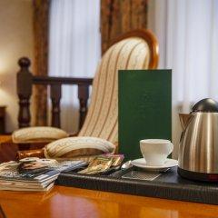 Гранд Отель Эмеральд 5* Стандартный номер разные типы кроватей фото 11