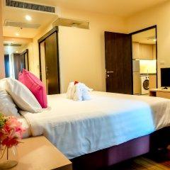 Отель Park Village Serviced Suites Бангкок комната для гостей фото 3
