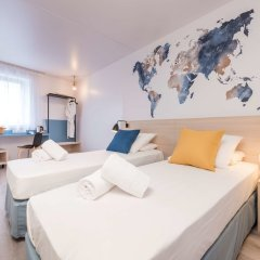 Отель Tulip Inn Antwerpen Антверпен комната для гостей фото 4