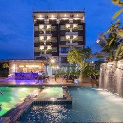 River Front Krabi Hotel бассейн