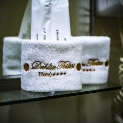 Отель Dahlia Tbilisi Тбилиси ванная