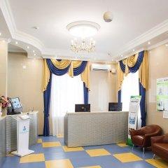 Отель Лазурный берег(Анапа) интерьер отеля фото 3