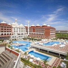 Royal Taj Mahal Hotel Турция, Чолакли - 1 отзыв об отеле, цены и фото номеров - забронировать отель Royal Taj Mahal Hotel онлайн бассейн фото 3