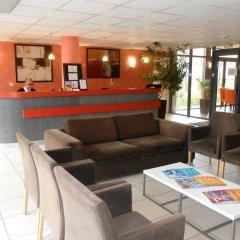 Отель Odalys City Lyon Bioparc Франция, Лион - отзывы, цены и фото номеров - забронировать отель Odalys City Lyon Bioparc онлайн интерьер отеля