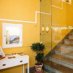 Hotel Leiria Classic - Hostel интерьер отеля
