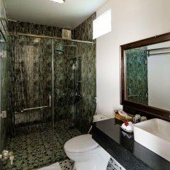 Отель The Moon River Homestay & Villa ванная фото 2