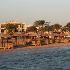 Royal Pharaoh Makadi - Hotel & Resort пляж фото 2