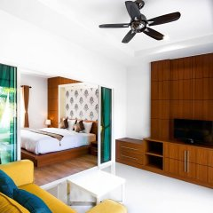 Отель Phutaralanta Resort Ланта комната для гостей фото 4