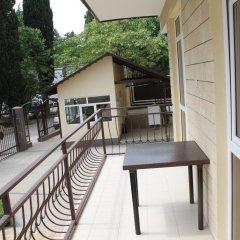 Гостиница Красная Гвоздика балкон