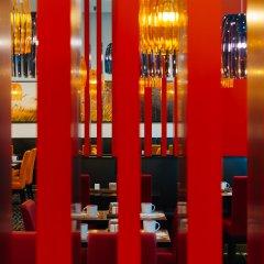 Отель Holiday Inn Munich - Westpark Мюнхен гостиничный бар
