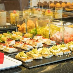 Отель NH Lisboa Campo Grande питание фото 3