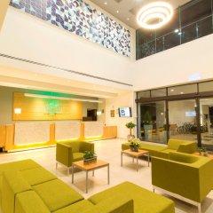 Отель Holiday Inn Puebla La Noria интерьер отеля