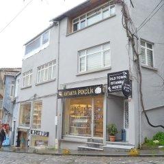 Old Town Istanbul Hostel Турция, Стамбул - отзывы, цены и фото номеров - забронировать отель Old Town Istanbul Hostel онлайн вид на фасад