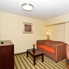 Отель Quality Inn & Suites New York Avenue комната для гостей