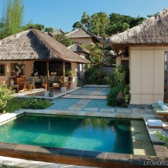 Отель Four Seasons Resort Bali at Jimbaran Bay бассейн фото 3