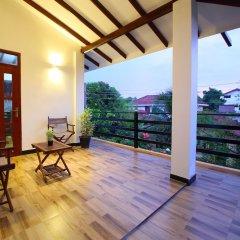 Отель Let'Stay Home Шри-Ланка, Негомбо - отзывы, цены и фото номеров - забронировать отель Let'Stay Home онлайн балкон