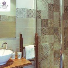 Отель Casa Nina B&B Боргомаро ванная