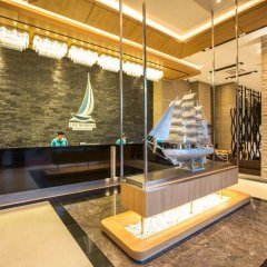 The Marina Phuket Hotel интерьер отеля фото 2