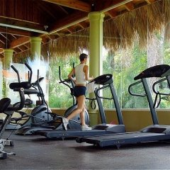 Отель Cofresi Palm Beach & Spa Resort All Inclusive фитнесс-зал фото 2