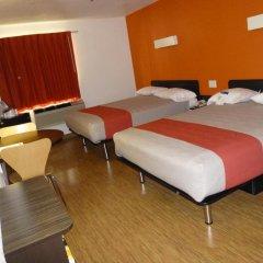 Отель Motel 6 Hollywood США, Лос-Анджелес - отзывы, цены и фото номеров - забронировать отель Motel 6 Hollywood онлайн комната для гостей фото 5