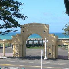 Art Deco Masonic Hotel пляж