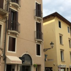 Отель Residenza Vescovado Италия, Виченца - отзывы, цены и фото номеров - забронировать отель Residenza Vescovado онлайн вид на фасад