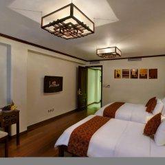 Отель Golden Lotus Hotel Вьетнам, Ханой - отзывы, цены и фото номеров - забронировать отель Golden Lotus Hotel онлайн сейф в номере