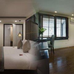 Отель Rising Dragon Grand Hotel Вьетнам, Ханой - отзывы, цены и фото номеров - забронировать отель Rising Dragon Grand Hotel онлайн интерьер отеля фото 2