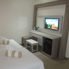 Апартаменты Melpo Antia Luxury Apartments & Suites сейф в номере