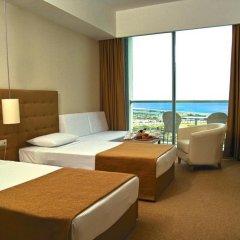 Kervansaray Kundu Beach Hotel Турция, Кунду - 5 отзывов об отеле, цены и фото номеров - забронировать отель Kervansaray Kundu Beach Hotel онлайн комната для гостей фото 2